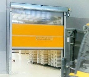 Speed industrial doors