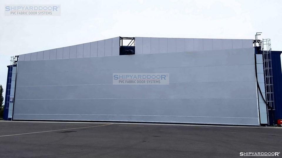 airport en shipyarddoor