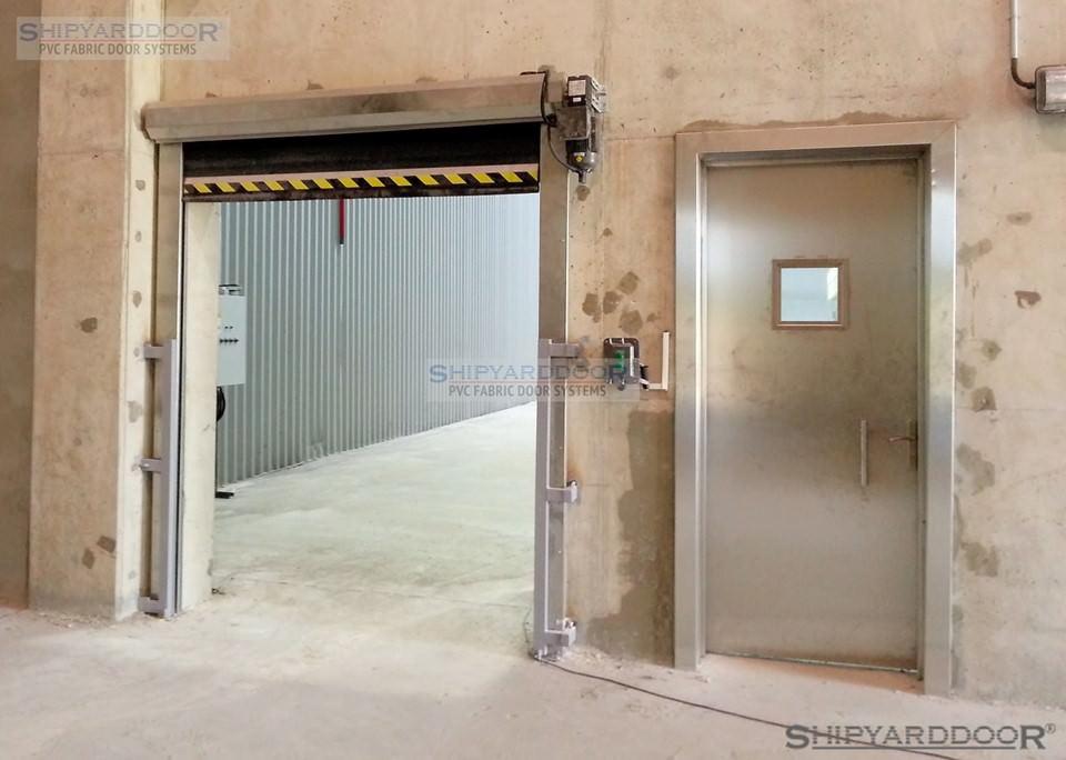 atex door en shipyarddoor