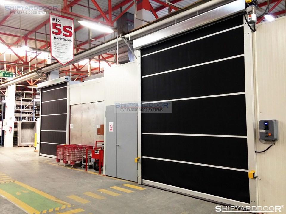 atex explotion door en shipyarddoor