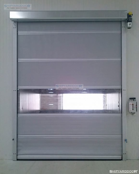 automatic door en shipyarddoor