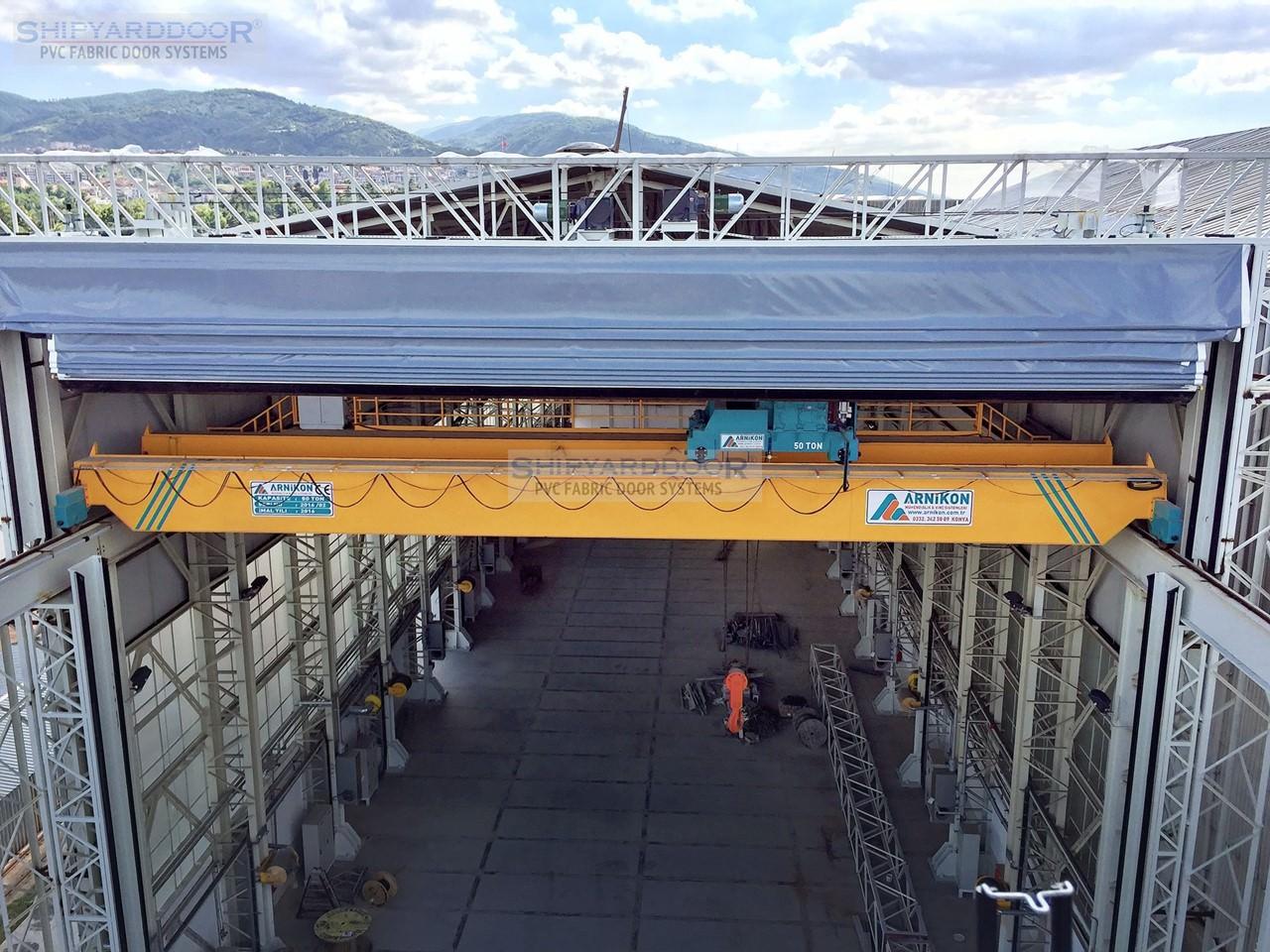 crane door c44 en shipyarddoor