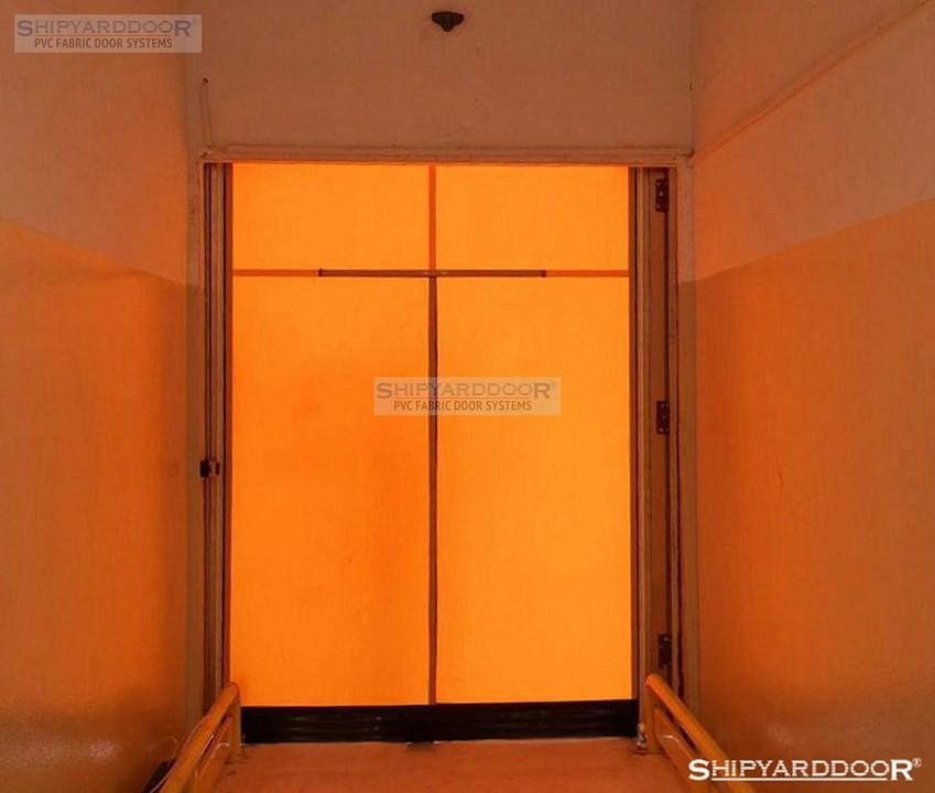 emergency exit door en shipyarddoor