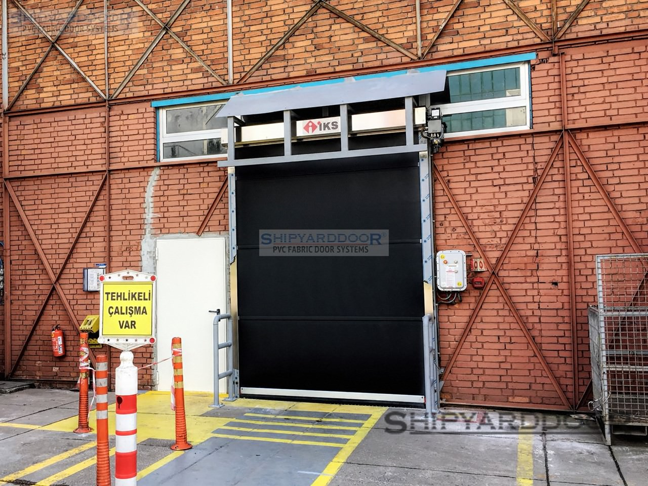 ex proof door en shipyarddoor