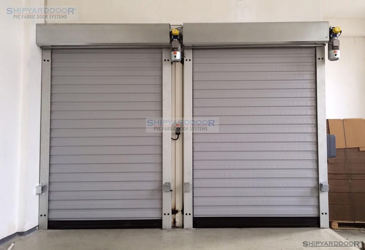 goods lift door en shipyarddoor