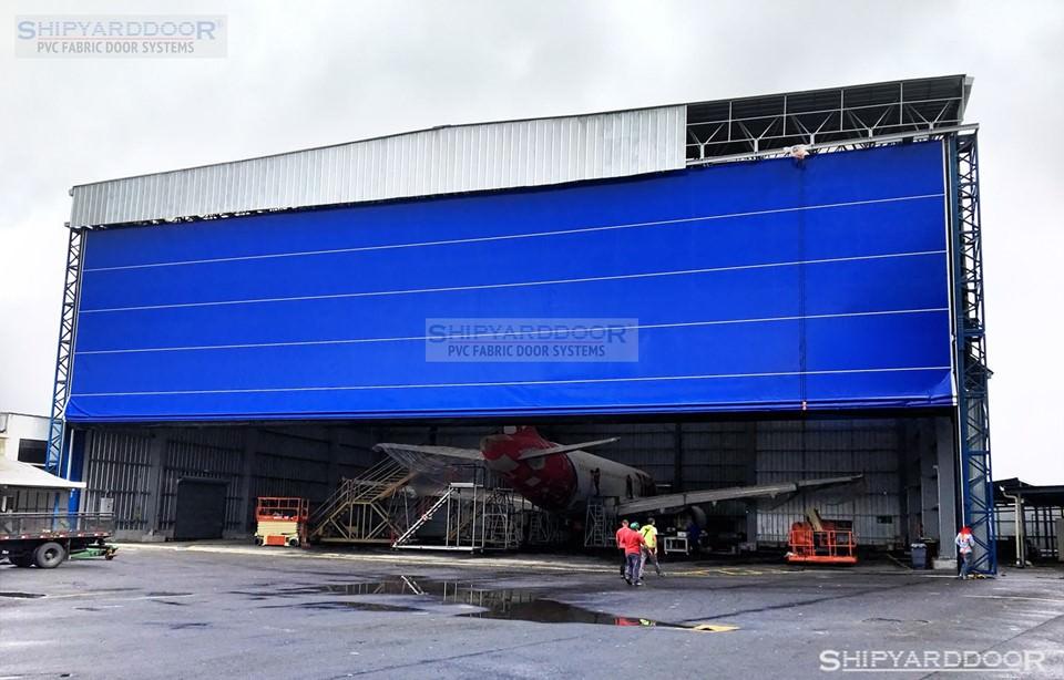 aircraft hangar door ar12 en shipyarddoor