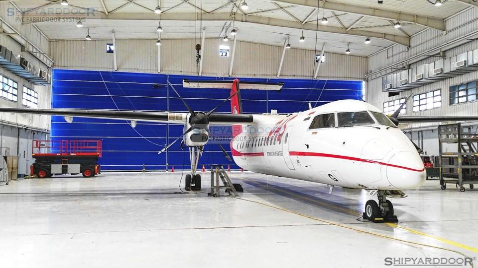 aircraft hangar door es400 en shipyarddoor