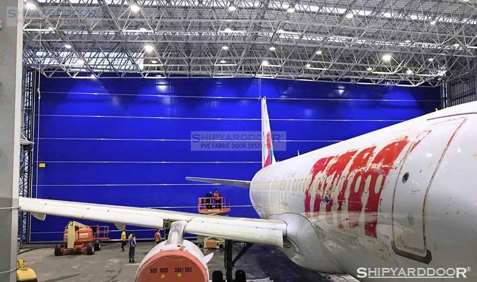 aircraft hangar door t1c en shipyarddoor
