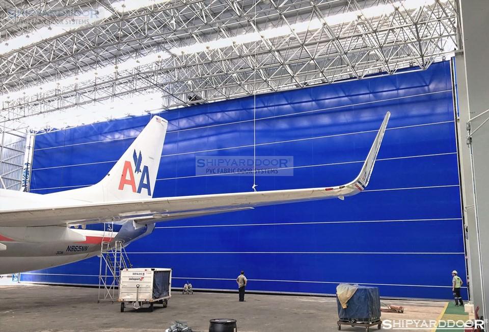 aircraft hangar door tr45 en shipyarddoor