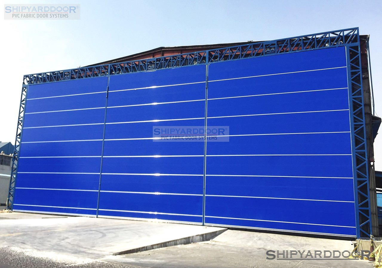 best aircraft hangar door en shipyarddoor