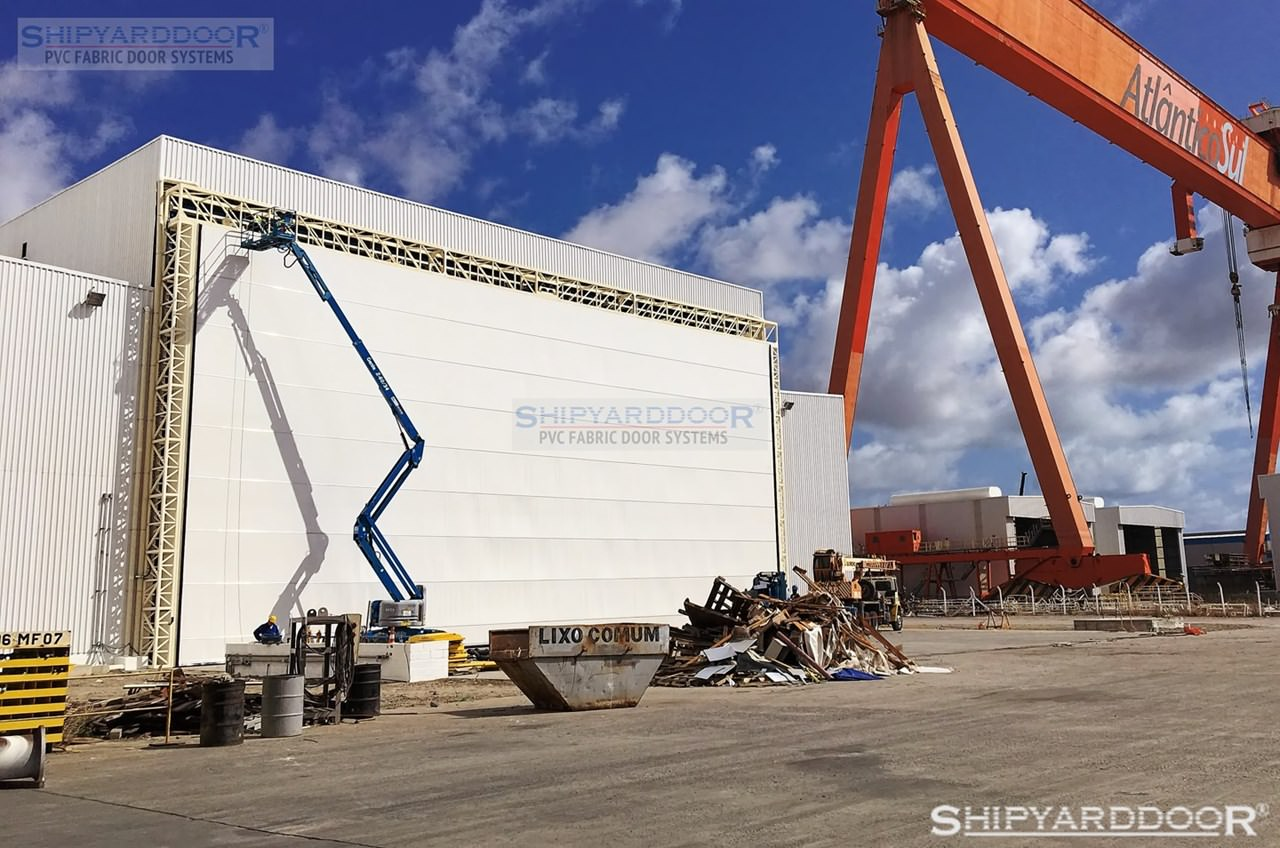 fabric shipyard hangar door en shipyarddoor