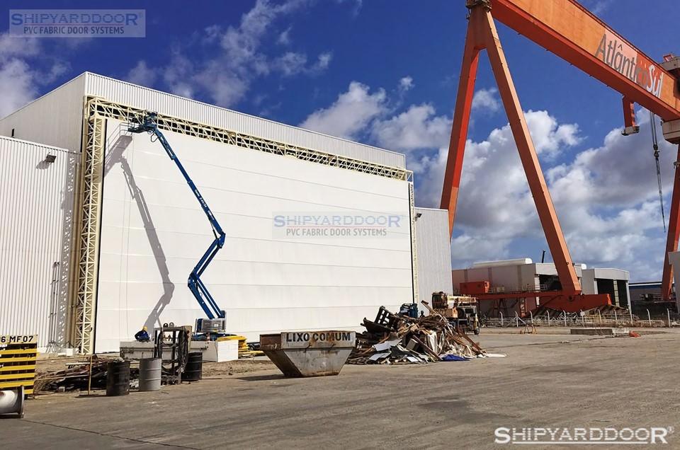 fabric shipyard hangar door en shipyarddoor