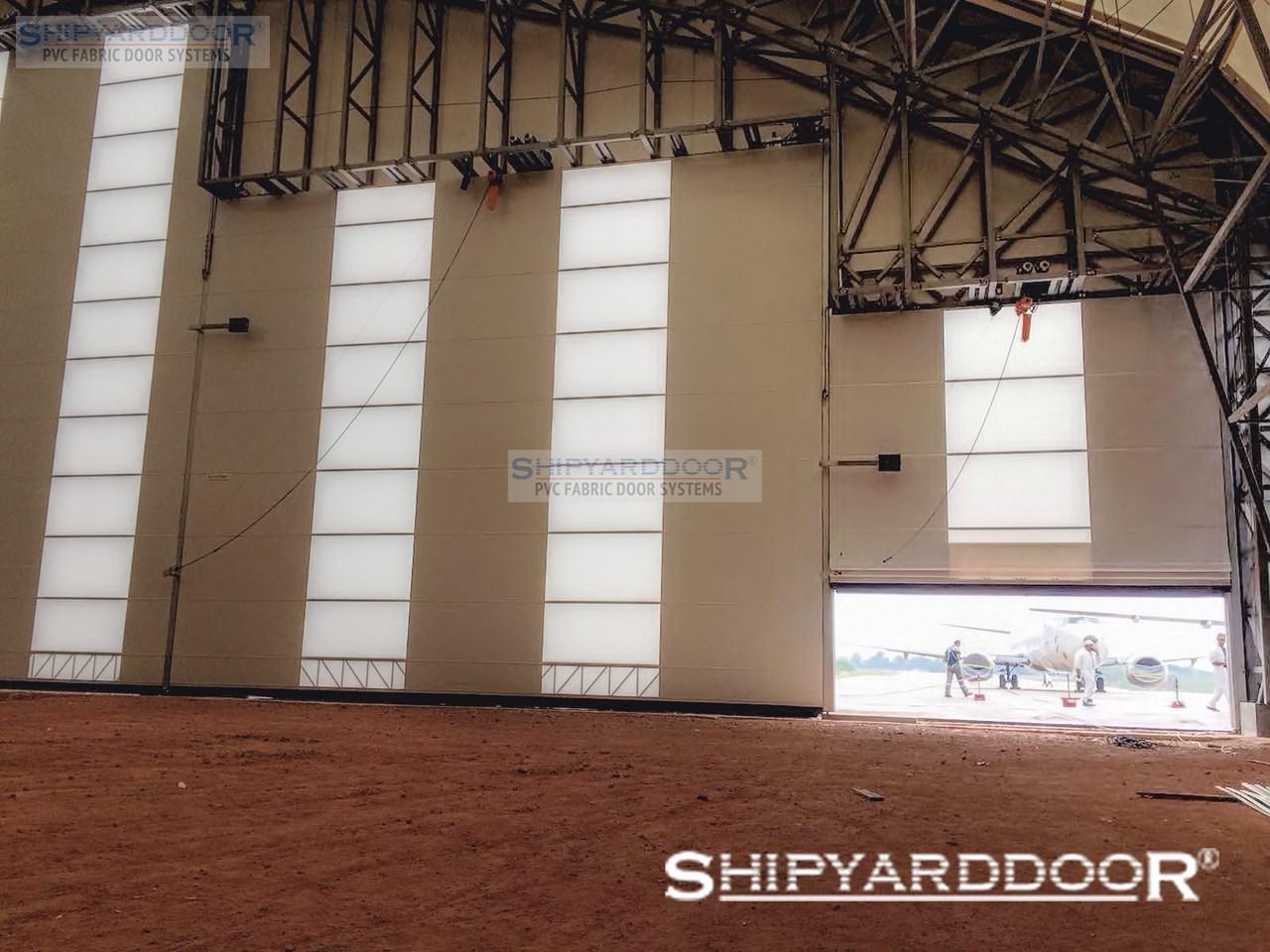 faric hangar door en shipyarddoor