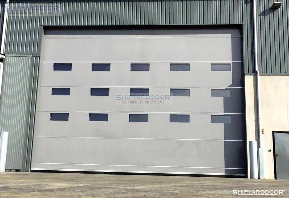 hangar door en shipyarddoor
