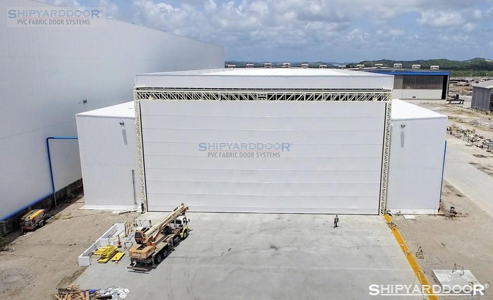 hangar door l22 en shipyarddoor