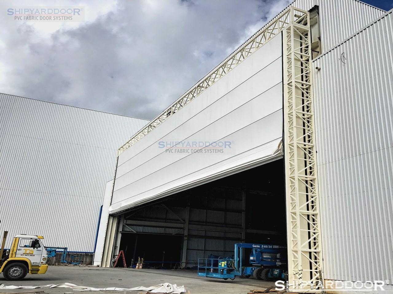 hangar door t22 en shipyarddoor