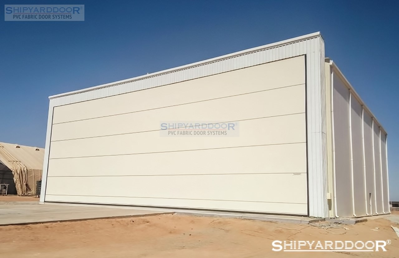 large hangar door r45 en shipyarddoor