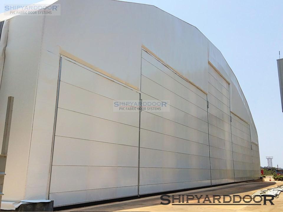 mega hangar door en shipyarddoor