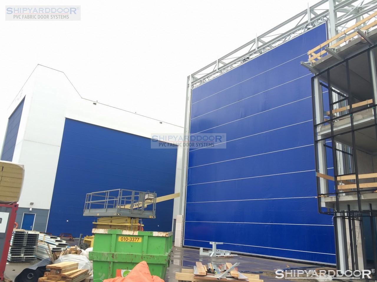 shippyard hangar door en shipyarddoor