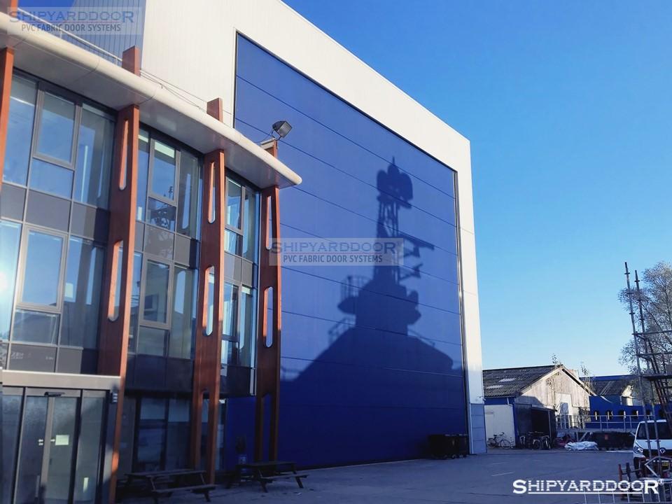 shipyard hangar door ge en shipyarddoor