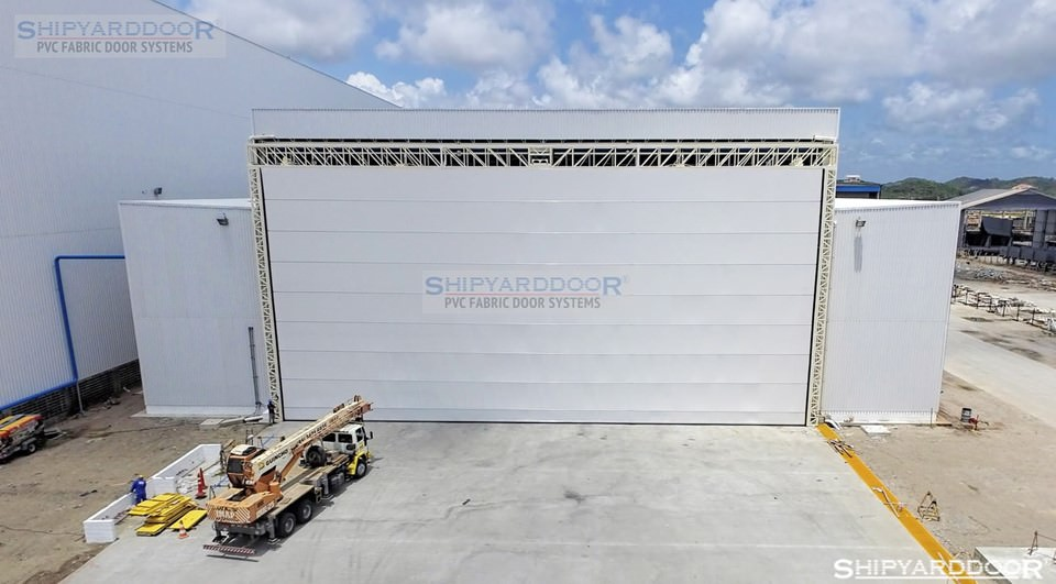 shipyard hangar doors en shipyarddoor