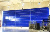 very wide hangar door en shipyarddoor