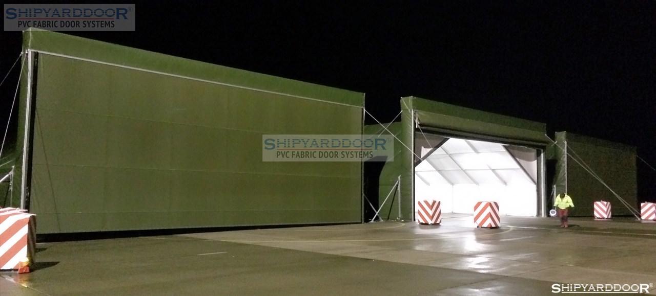 military 2 door en shipyarddoor