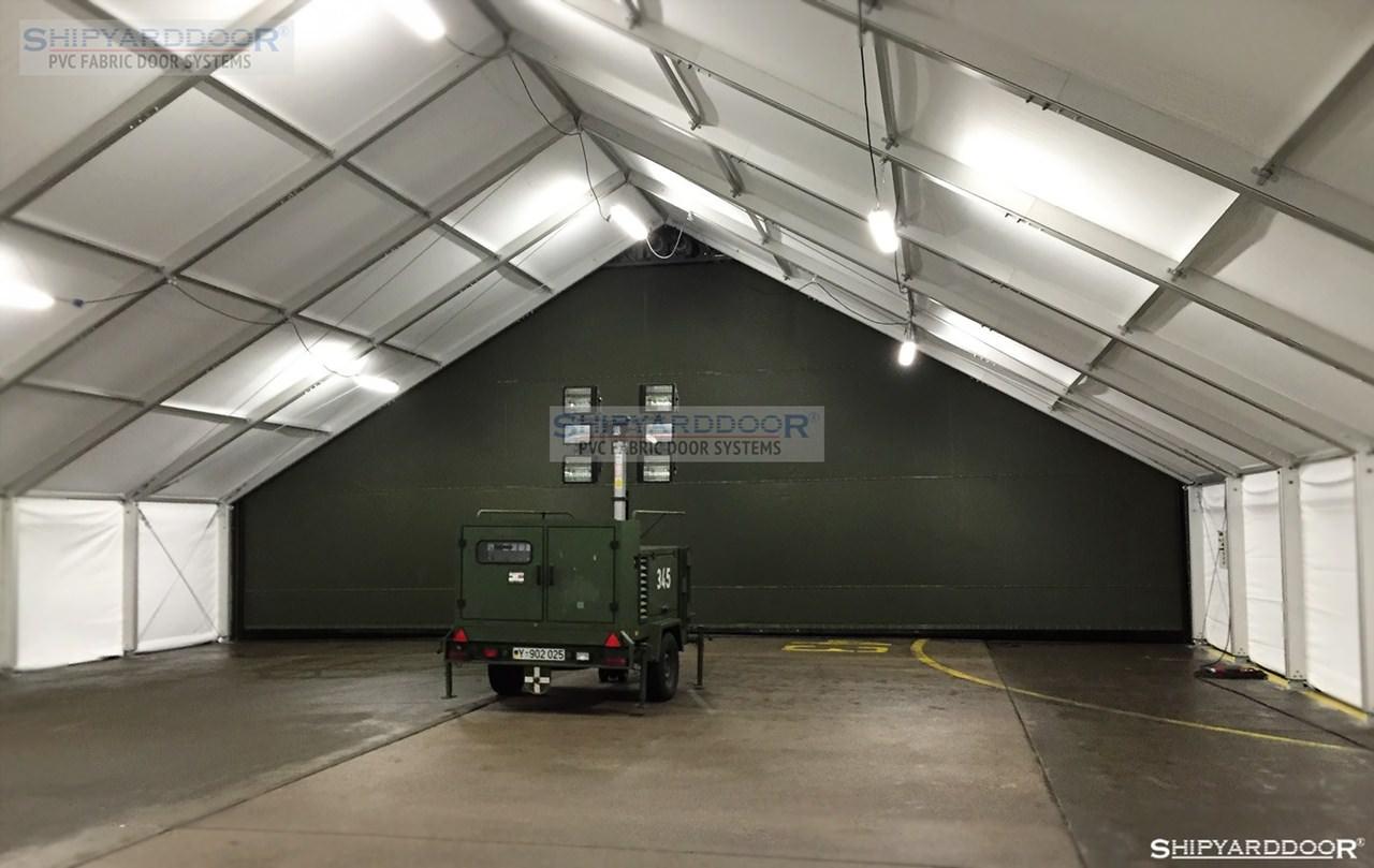 military 3 door en shipyarddoor