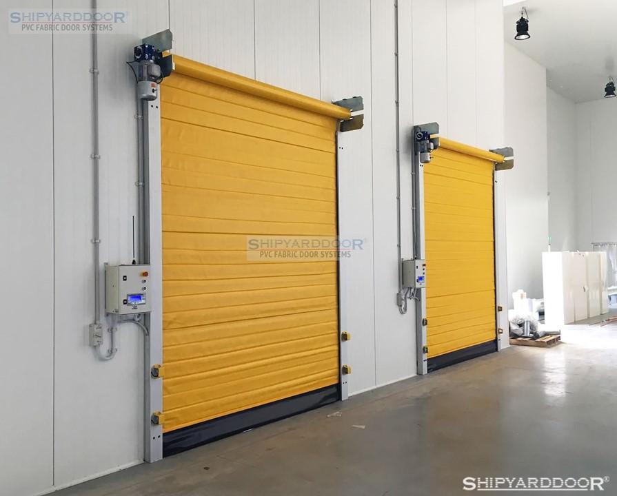pvc cold room door en shipyarddoor