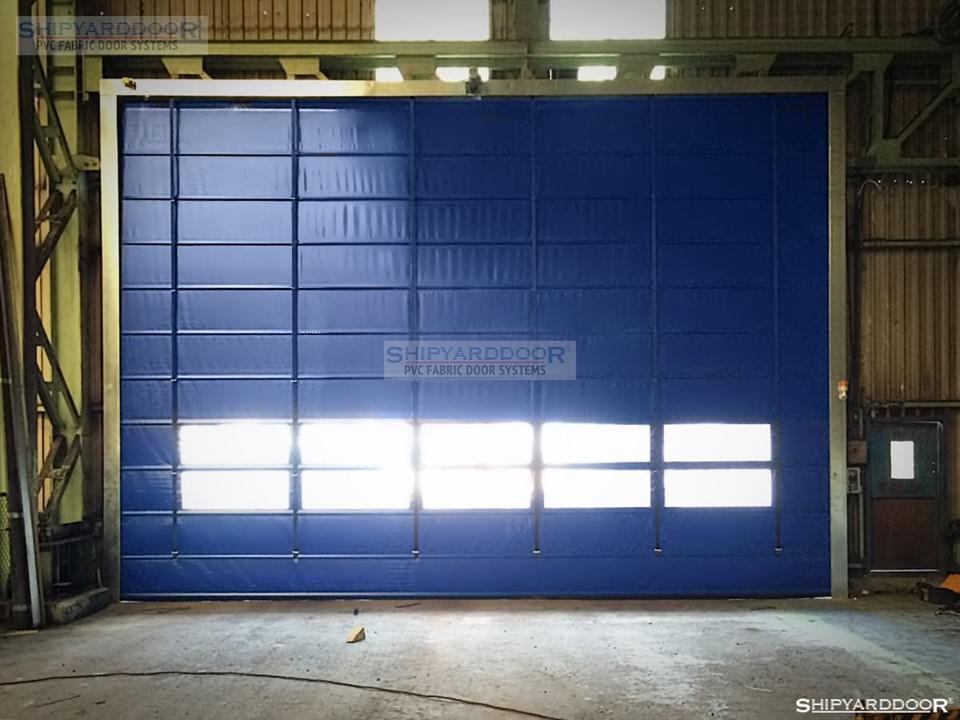 pvc wide door 1 en shipyarddoor