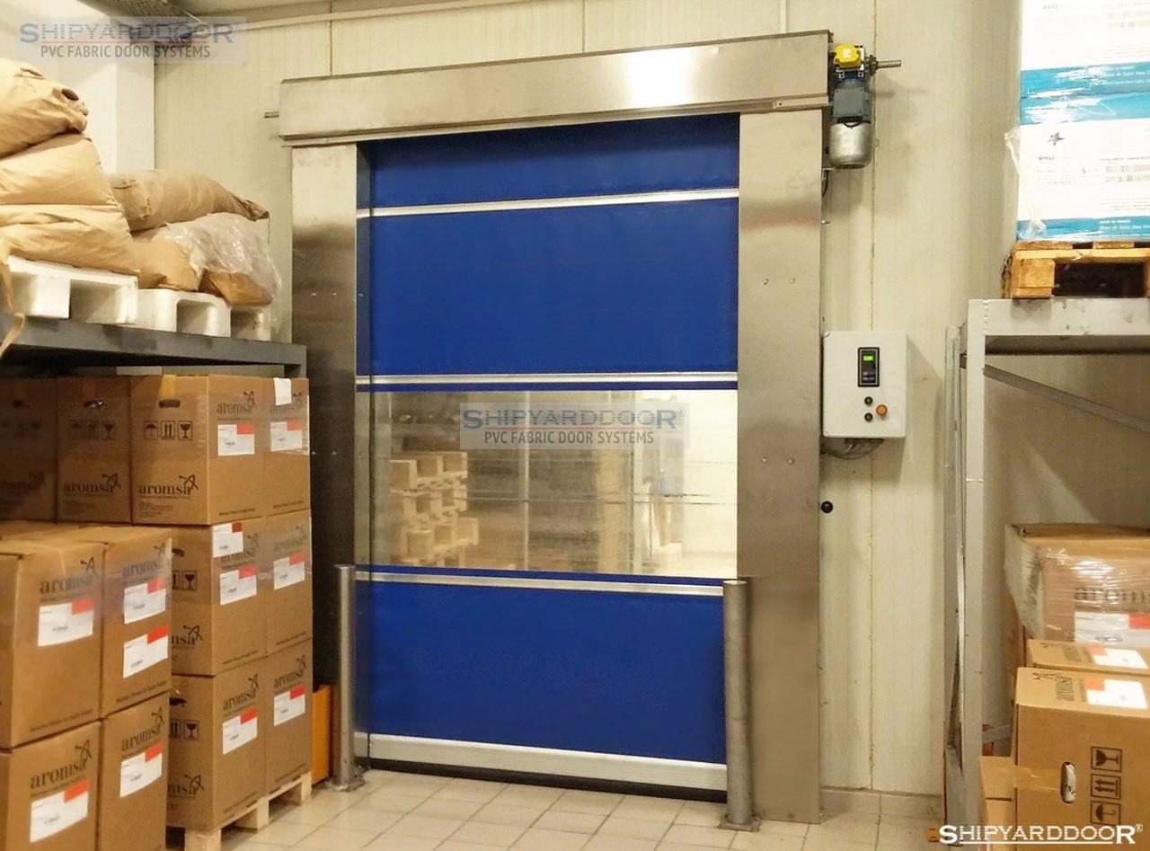 high speed door en shipyarddoor