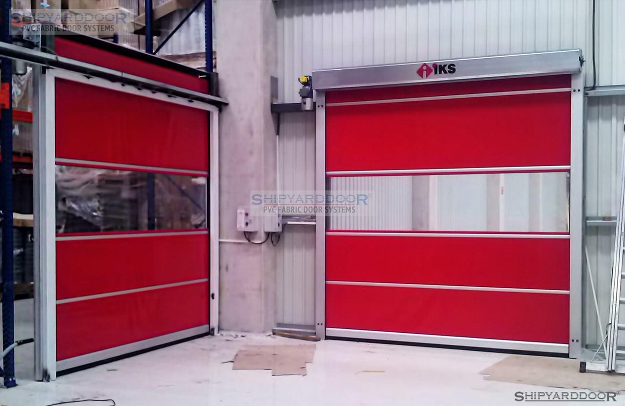 speed door en shipyarddoor