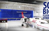 aircraft hangar doors shipyarddoor