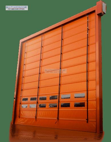 FoldUp doors