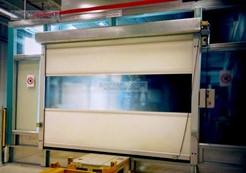 Pvc rollup door