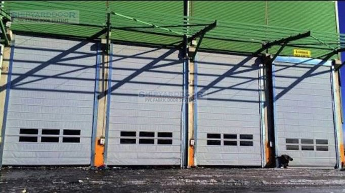 Large folding door shipyarddoor m