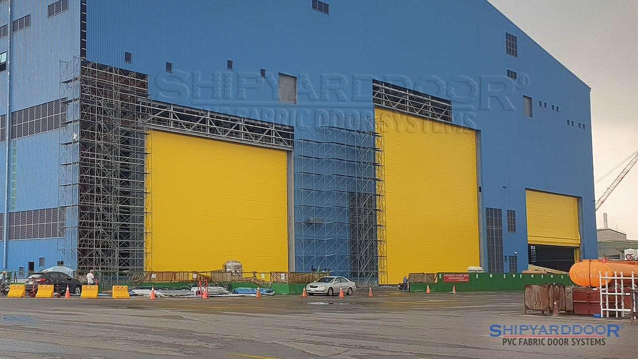 Taiwan shipyarddoor f